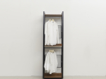 Frame, 2 Hangers, 3 Shelves